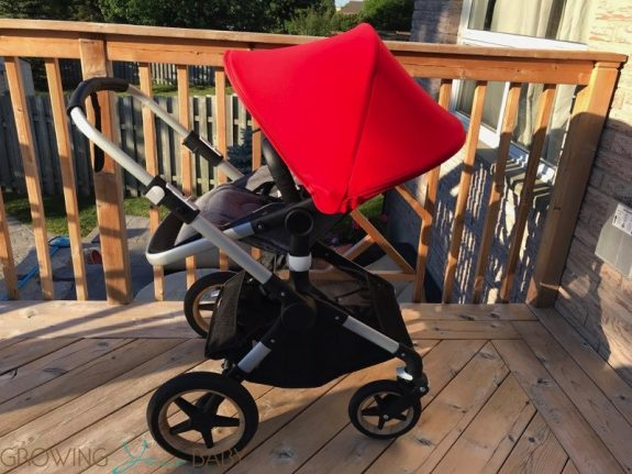 bugaboo fox - seat rear facing