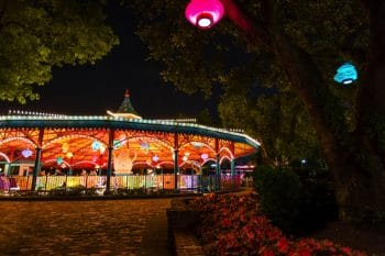 Mad Tea Party Transforms During Mickeys Not-So-Scary Halloween Party at Magic Kingdom Park