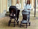 Orbitbaby G5 stroller 2018 - bassinet and stroller seat