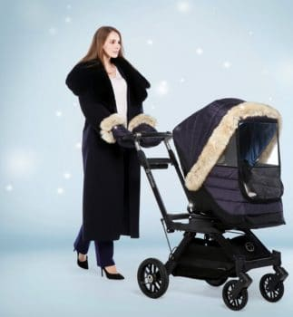 Orbitbaby G5 stroller winter cover