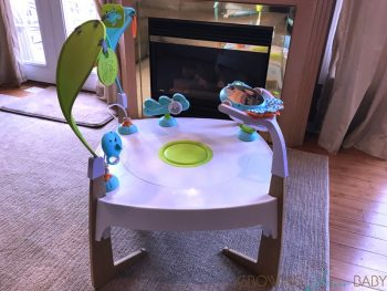 Evenflo Gleeful Sea 2 In 1 Activity Center + Art Table without seat