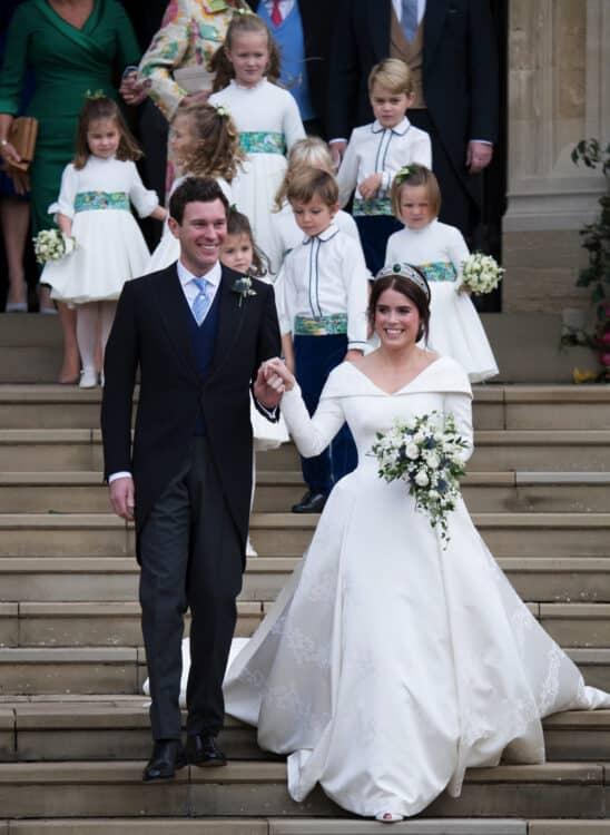 Princess Eugenies royal wedding to Jack Brooksbank