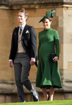 Princess Eugenies royal wedding to Jack Brooksbank - Pregnant Pippa Middleton