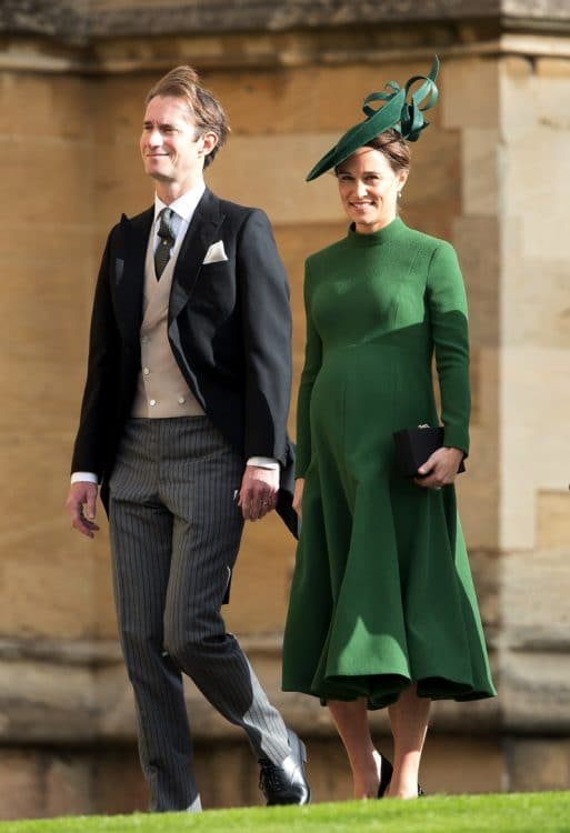 Princess Eugenies royal wedding to Jack Brooksbank - Pregnant Pippa Middleton