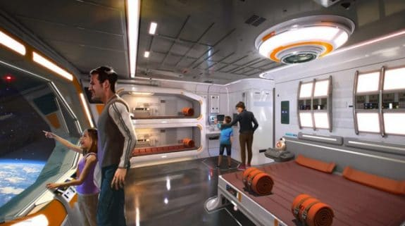 Star Wars-inspired hotel walt disney world