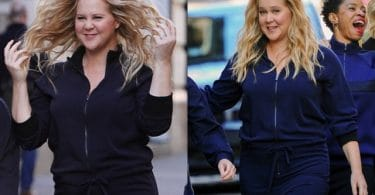 pregnant amy schumer photoshoot NYC