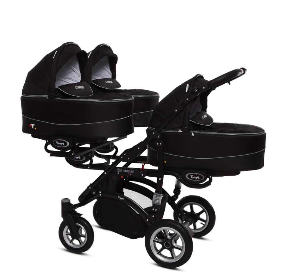 Babyactive Coolest Triple Stroller Growing Your Baby