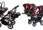 BabyActive triple stroller f
