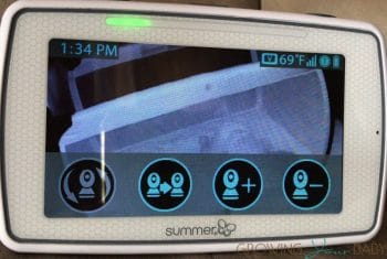 Summer Infants Baby Pixel Monitor Review - adding cameras