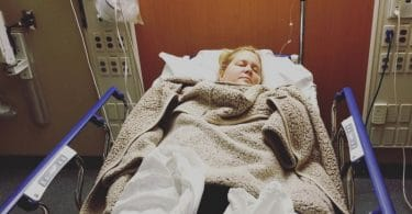 amy schumer hospitalized pregnancy
