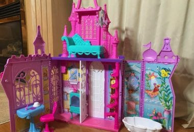 Disney Princess' Pop-Up Palace