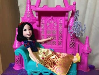 Disney Princess' Pop-Up Palace - second floor