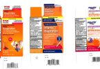 Infant's Liquid Ibuprofen Recalled at Walmart, CVS, And Family Dollar
