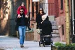 Bradley Cooper and Irina Shayk spend some time quality time together with their daughter Lea