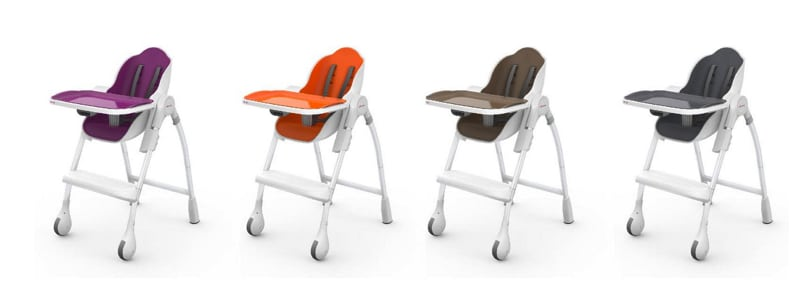 Oribel Cocoon High Chair recalled Due To Fall and Injury Hazard