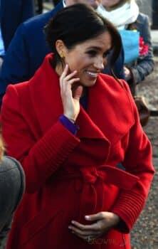 Prince Harry and Meghan Markle make a trip to Birkenhead