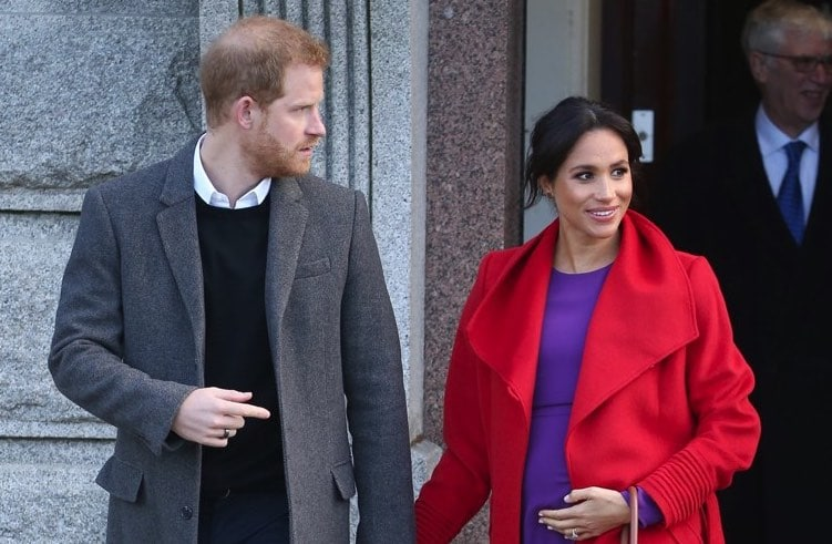 Prince Harry and Meghan Markle visit Birkenhead to support and empower groups within the community