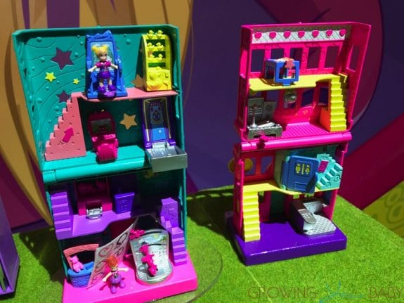 2019 Polly Pocket Pollyville - store