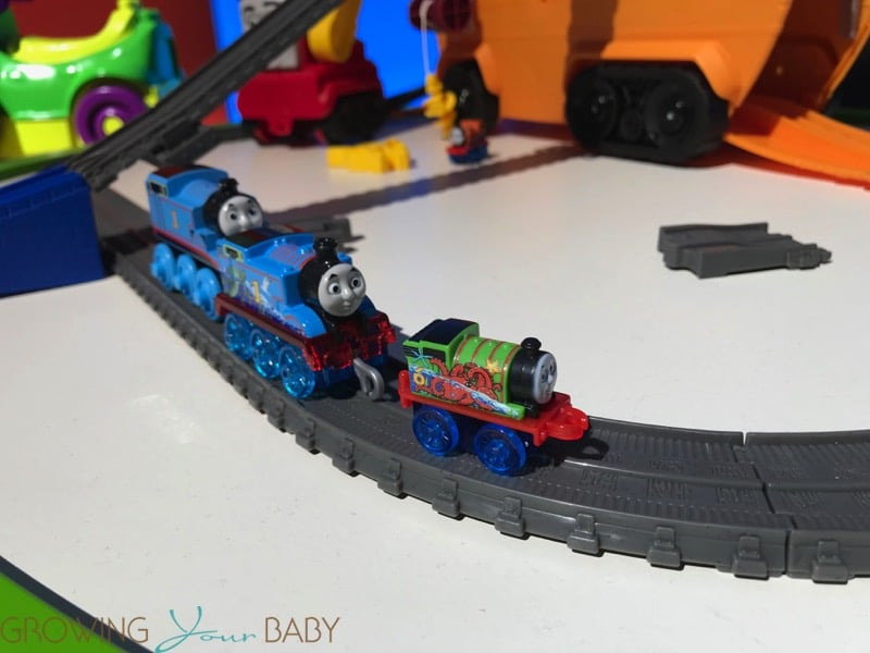 Fisher-Price Thomas & Friends Super Cruiser 2019 different