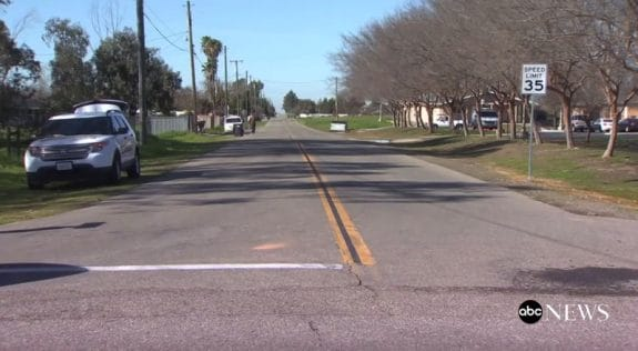 Newborn With Umbilical Cord Still Attached Found In Middle of Rural California Road