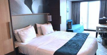 Cabin Tour - Royal Caribbean Harmony Of The Seas Balcony Stateroom