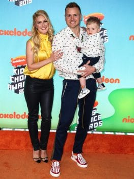 Nickelodeon Kids Choice Awards 2019 - Heidi Montag, Heidi Pratt, Spencer Pratt, Gunner Stone