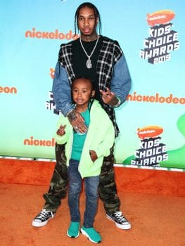 Nickelodeon Kids Choice Awards 2019 King Cairo Stevenson, Tyga