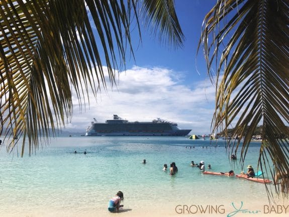 Royal Caribbean Harmony Of The Seas Labadee