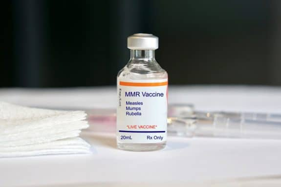 Study Finds No Link Between The MMR Vaccine & Autism