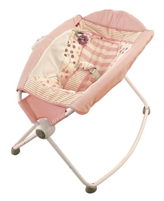 CPSC and Fisher-Price Issue Warning About Rock 'N Play Sleepers Due to Reports of Death When Infants Roll Over in the Product