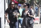 Pregnant Krysten Ritter shows her growing baby bump on a coffee run