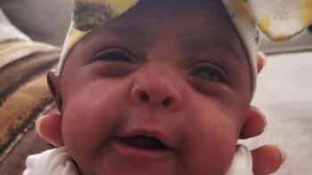 8.6 Ounce Baby Saybie micropreemie 23 weeker