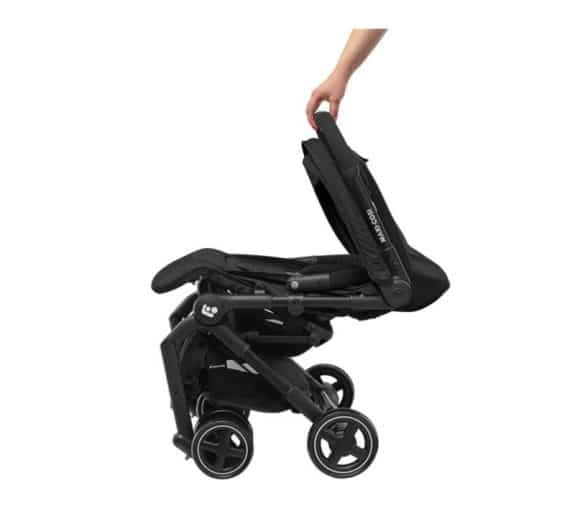 Maxi-Cosi Lara compact stroller -folded