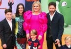Seth Blackstock, Remington Alexander Blackstock, Savannah Blackstock, Kelly Clarkson, River Rose Blackstock f