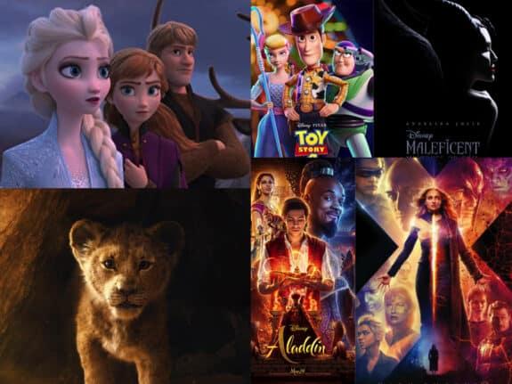 The Walt Disney Studios Announces 2019 Second Quarter Film Release Schedule