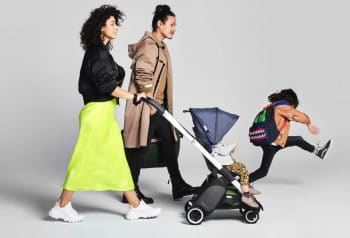 bugaboo compact stroller - the ant - family