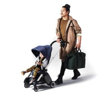 bugaboo compact stroller - the ant - lifestyle