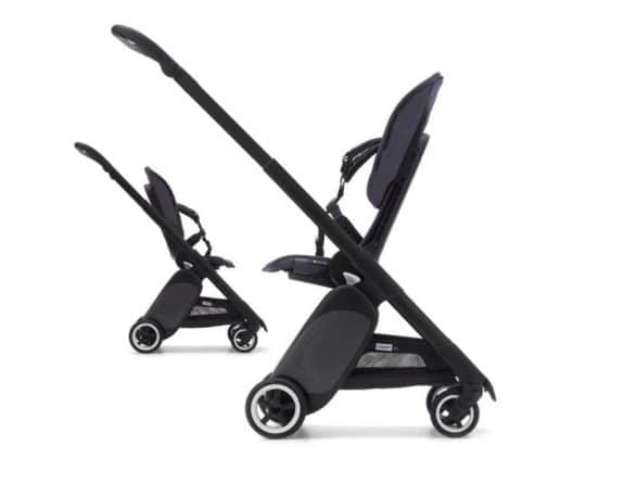 bugaboo compact stroller - the ant - reversible seat