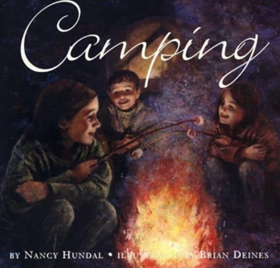 Camping by Nancy Hundal