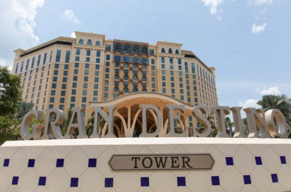 New Gran Destino Tower at Coronado Spring Walt Disney World