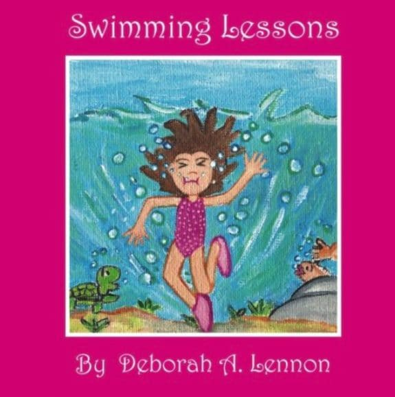 Swimming Lessons by Deborah A. Lennon