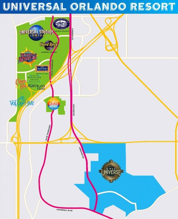 Universal Orlando Announces New EPIC UNIVERSE Theme Park