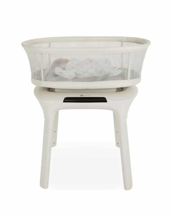 4Moms Introduces The MamaRoo Sleep Bassinet