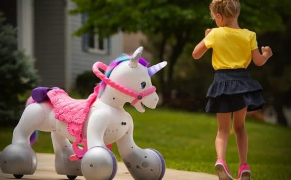 Kid Trax Launches Ride-on Unicorn