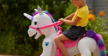 mals Josie Play & Ride Unicorn,