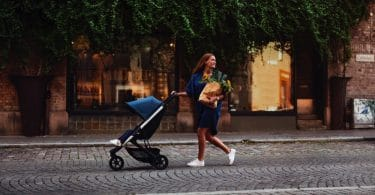 thule spring lightweight stroller