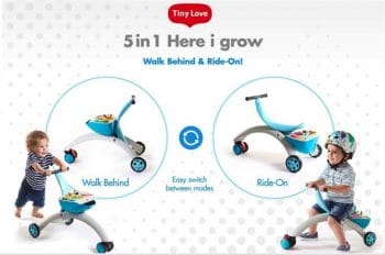 Tiny-Love-5-in-1-Here-I-Grow-Walk-Behind-and-Ride-on