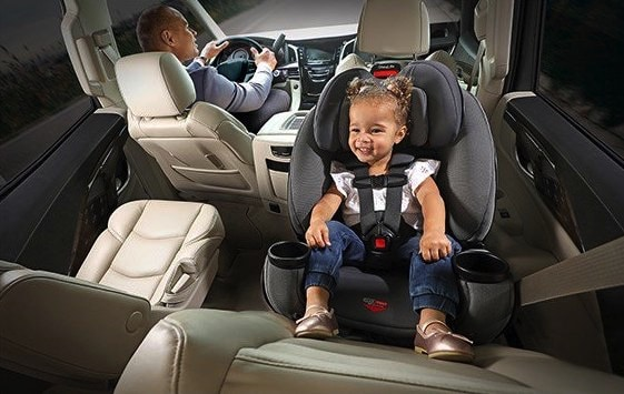 Britax Announces New One4Life ClickTight All-in-One Car Seat