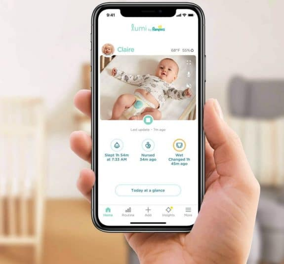 Lumi by Pampers All-in-One Connected Baby Care System Unveiled at CES 2020