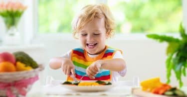 Raising Children Vegan and Vegetarian